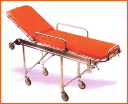รถเข็นเปลเคลื่อนย้ายผู้ป่วย สำหรับใช้ในรถพยาบาล