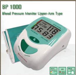 เครื่องวัดความดันโลหิตที่ต้นแขน BP-1000