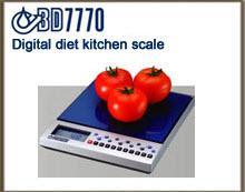 เครื่องชั่งน้ำหนักดิจิตอล BD-7770
