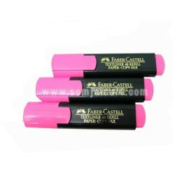 ปากกาเน้นข้อความ Fable castle pink