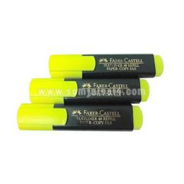 ปากกาเน้นข้อความ Fable castle yellow