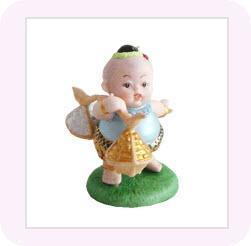 ตุ๊กตาเซรามิค รุ่น TM.036