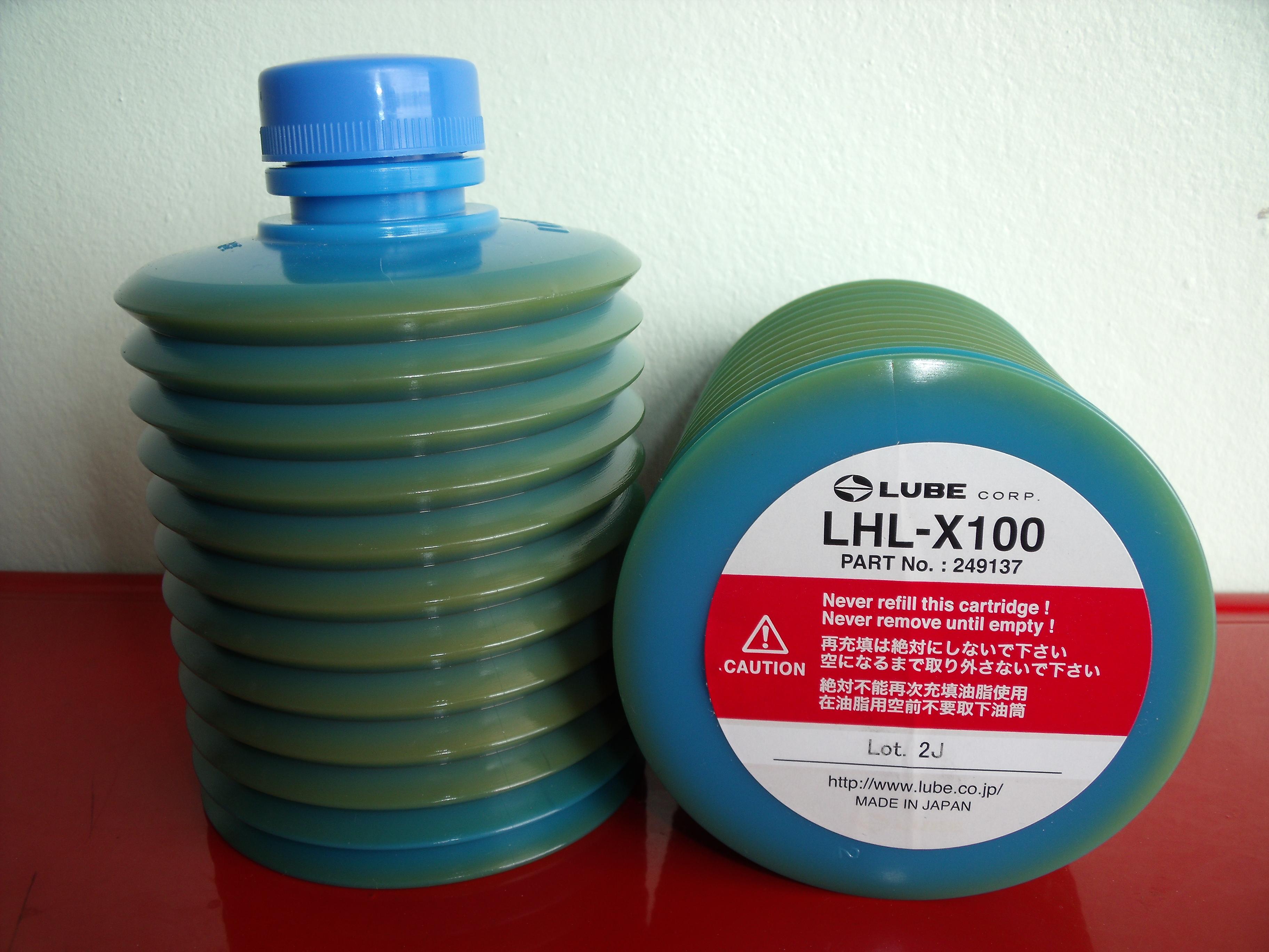 จารบีหลอด LHL-X100