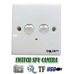 กล้องบันทึกวิดีโอ Switch Spy Camera video recording
