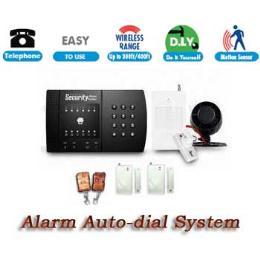 สัญญาณกันขโมยไร้สาย Wireless Alarm System