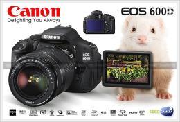 กล้องดิจิตอล Canon EOS 600D
