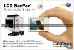 กล้องดิจิตอล GoPro LCD BacPac
