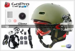 กล้องดิจิตอล GoPro HD Helmet HERO Wide