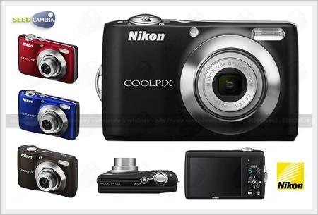 กล้องดิจิตอล Nikon Coolpix L22