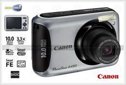 กล้องดิจิตอล Canon PowerShot A490