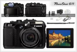 กล้องดิจิตอล Canon PowerShot G11