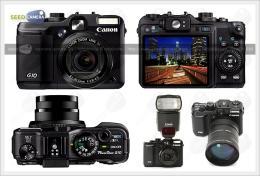 กล้องดิจิตอล Canon PowerShot G10