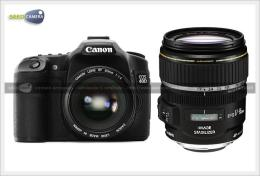 กล้องดิจิตอล Canon 40D & 17-85is (CF4Gb)