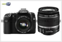 กล้องดิจิตอล Canon 40D & 18-55is (CF4Gb)
