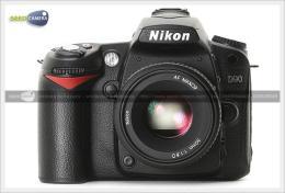 กล้องดิจิตอล Nikon D90 (Body)