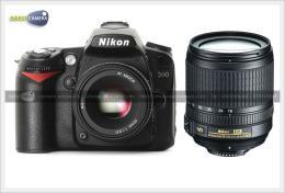 กล้องดิจิตอล Nikon D90 & 18-105VR