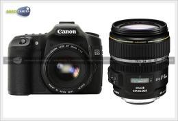 กล้องดิจิตอล Canon 50D & 17-85is