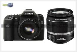 กล้องดิจิตอล Canon 50D & 18-55is