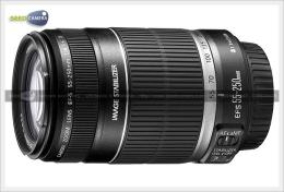 เลนส์Canon EF-S 55-250mm f/4-5.6 IS