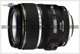 เลนส์Canon EF-S 17-85mm f/4-5.6 IS USM