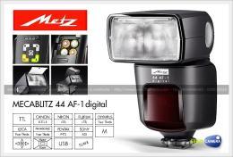แฟลช Metz Mecablitz 44 AF-1 Digital