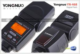 แฟลช Yongnuo Flash YN-468 for Canon