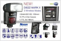 แฟลช Flash Speedlite Di622 Mark II