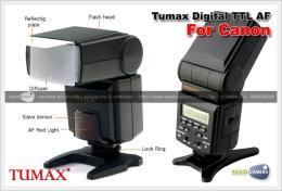 แฟลช Tumax DPT386AFZ-C Digital TTL AF