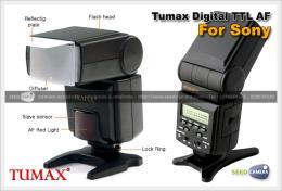 แฟลช Tumax DPT386AFZ-SA Digital TTL AF
