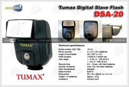 แฟลช Tumax DSA-20 Digital Auto Flash