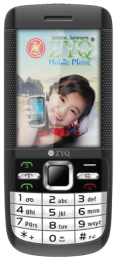 โทรศัพท์มือถือ ZYQ รุ่น Q2722 TV Great
