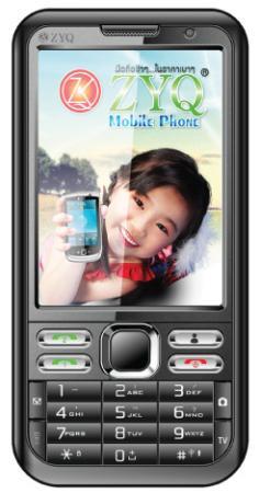 โทรศัพท์มือถือ ZYQ รุ่น Q2729 TV Max