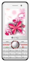 โทรศัพท์มือถือ ZYQ รุ่น Q2602 Beautiful