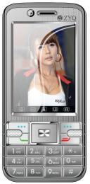โทรศัพท์มือถือ ZYQ รุ่น Q3602 Hits