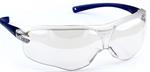 23-ว001-056 แว่นตาป้องกันสะเก็ด 3M รุ่นV34
