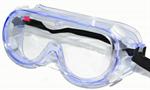 22-ว001-035 แว่นครอบตาป้องกันสะเก็ดและสารเคมี 3M รุ่น 1621