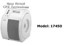 เครื่องฟอกอากาศ Honeywell รุ่น 17450