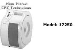 เครื่องฟอกอากาศ Honeywell รุ่น 17250