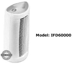 เครื่องฟอกอากาศ Honeywell รุ่น IFD60000