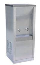 ตู้ทำน้ำเย็น 2 ก็อก แบบต่อท่อประปา รุ่น MC-2P