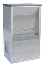 ตู้ทำน้ำเย็น 3 ก็อก แบบต่อท่อประปา รุ่น MC-3P