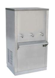 ตู้ทำน้ำเย็น 3 ก็อก แบบต่อท่อประปา รุ่น MC-3PC