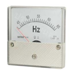 มิเตอร์วัดความถี่ SD-80FP (แบบเข็ม)