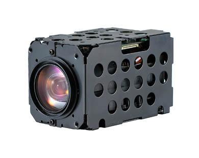 กล้องวงจรปิด 18x Optical Zoom