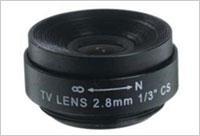 เลนส์ 2.8 มม. CCTV