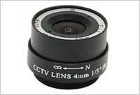 เลนส์ 4 มม. CCTV