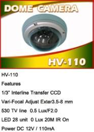กล้องวงจรปิด HV-110