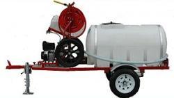 เครื่องฉีดน้ำ รุ่น 600 litres (Engine)