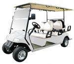 รถกอล์ฟ รุ่น Eagle Golf 4 plus 2 passenger