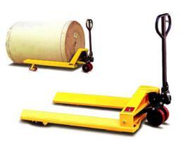 เครื่องยกสินค้า Roll Pallet Truck ( HR )
